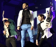 Royal Tailor at Winter Jam, January 20th, 2013