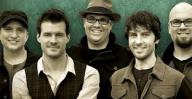 The band Big Daddy Weave in a recent promotional shot